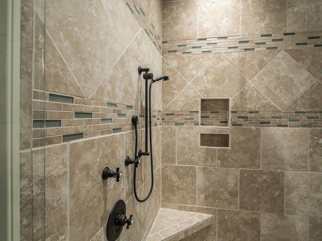 Sistema de duchas empotrados en Reformas Murcia