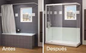 Cambiar bañera por ducha Murcia